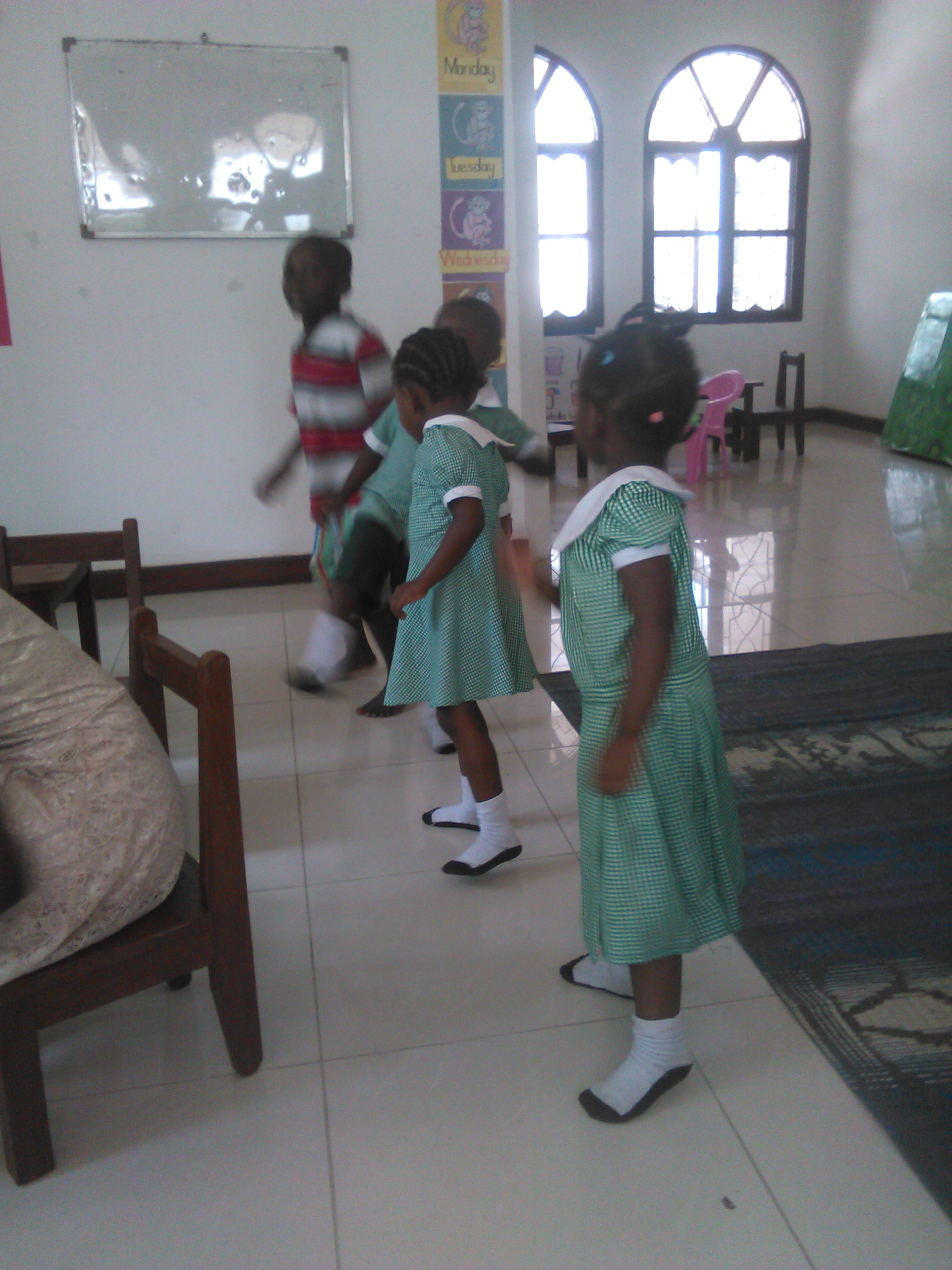 Stay in Dar es Salaam & volunteer to Teach English language, French, build a play area/ground, or bring other worldly experience for Kindergarten children.